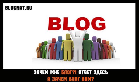 Зачем мне блог и как он изменил мою жизнь