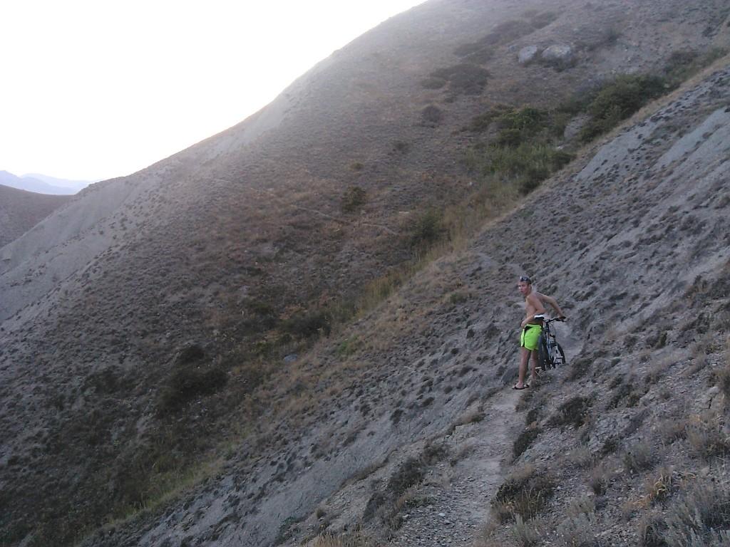 горные тропы
