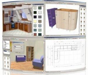 Описание программы по проектированию мебели