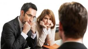 Помощь адвоката  после развода